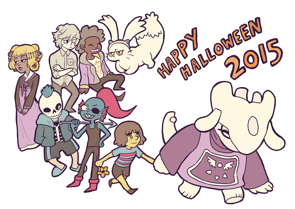 Monster Pulse - Halloween 2015!!!